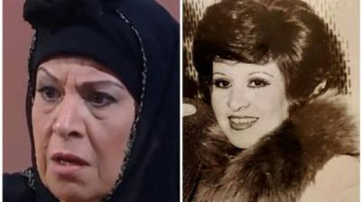 وفاة الفنانة المصرية سامية أمين