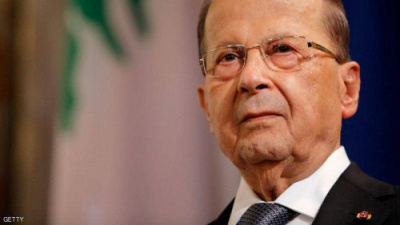 الرئيس اللبناني: التحقيق في الانفجار سيبحث التدخل الخارجي