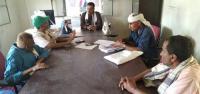 انتقالي مسيمير لحج يؤكد حرصه لتذليل الصعاب وتسهيل عمل المنظمات الإنسانية بالمديرية