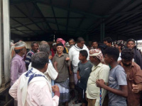الحوتري يتفقد أسواق مدينة زنجبار ويشدد على أهمية تنظيمها والحفاظ على نظافتها
