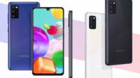 سامسونغ تكشف النقاب عن هاتفها الجديد Galaxy A42 5G وتحدد سعره