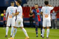نيمار يصدر بيانا عن واقعة العنصرية ويطالب بعقاب لاعب مارسيليا