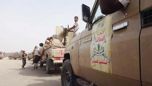 اختطاف جندي من ألوية العمالقة من قبل سلطة إخوان شبوة
