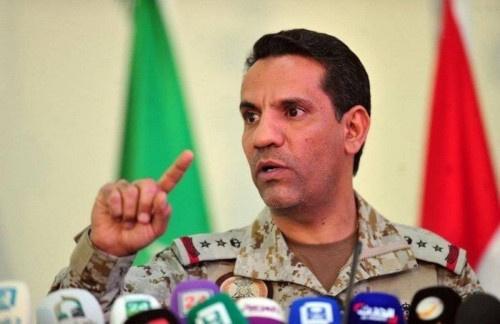 التحالف العربي يعلن إحباط هجوم حوثي مفخخ