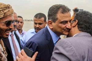 """إعادة هيكلة """"جريئة"""" لضبط الوضع المنفلت في عدن"""