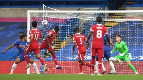 """""""ماني"""" يقود ليفربول للفوز على تشيلسي في الدوري الإنجليزي"""