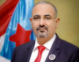 الرئيس الزُبيدي يُعزي العميد علي البيشي في وفاة الأخ محمد علي محمد