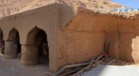 """شاهد بـ(الصور).. خطر الانهيار يهدد """"قصر سيئون"""" التاريخي"""