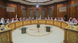 أول تعليق سعودي رسمي على تصريحات ماكرون عن الرسوم المسيئة