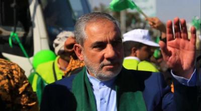 السفير الايراني بصنعاء يخطط لإثارة الفوضى في المحافظات المحررة