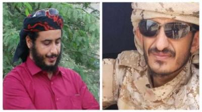 """5 شهداء وجريح حصيلة قصف مليشيا الإخوان بطائرة مسيرة في أبين """"اسماء"""""""