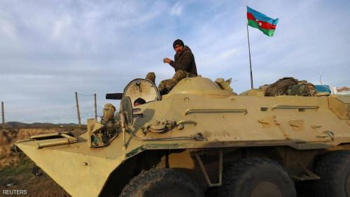 أذربيجان تعلن دخولها إقليما ثالثا في إقليم ناغورنو كراباخ