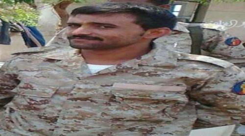 انتقالي رباعيات ردفان يعزي باستشهاد الشاب بكيل زيد في معارك شقرة
