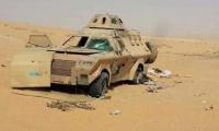 مدفعية القوات الجنوبية ترد على خروقات الإخوان باستهداف عربة وطقم عسكري وسقوط قتلى وجرحى