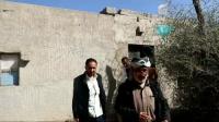 تنفيذية انتقالي الضالع تزور أسر شهداء مجزرة سناح
