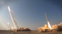 إيران ترفع التوتر.. صواريخها سقطت قرب حاملة طائرات أميركية
