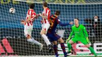 أتلتيكو يسقط برشلونة ويتوج بكأس السوبر الإسبانية