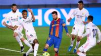 ريال مدريد يصعق برشلونة ويشعل الصدارة مع أتلتيكو مدريد