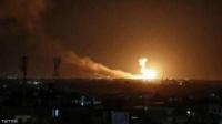 العراق.. صاروخ يستهدف القاعدة الأميركية في مطار أربيل