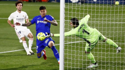 ريال مدريد يخرج بتعادل بطعم الهزيمة من ملعب خيتافي