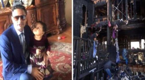 مقتل يمني وطفلته على يد عصابة مسلحة هاجمت منزلة في ولاية كاليفورنيا الامريكية