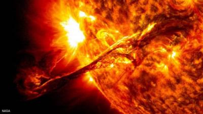 عاصفة شمسية تقترب من الأرض.. وعلماء يحددون السيناريو الأسوأ