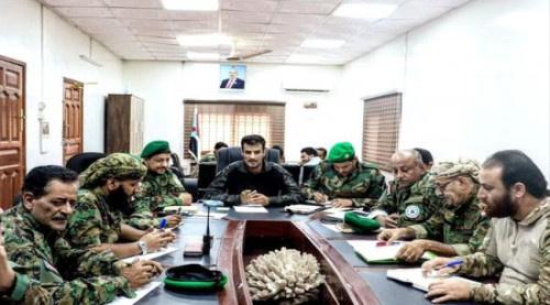 العميد الربيعي: جاهزية قوات الحزام الأمني في أعلى المستويات وهي رهن إشارة الرئيس الزُبيدي