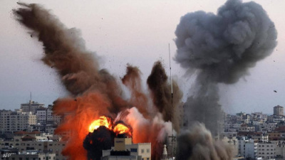 بينهم أطفال.. حصيلة جديدة لضحايا الغارات الإسرائيلية على غزة