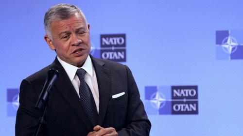 ملك الأردن لغوتيريش: الممارسات الإسرائيلية الاستفزازية بحق الشعب الفلسطيني قادت إلى التصعيد