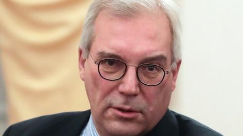 دبلوماسي روسي: علاقات موسكو مع الاتحاد الأوروبي وصلت نقطة الصفر