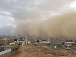 الأرصاد يُحذر من موجة غبار كثيفة على هذه المحافظات