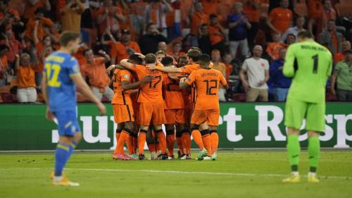 هولندا تحبط انتفاضة أوكرانيا وتخطف فوزًا ثمينًا في كأس الأمم الأوروبية