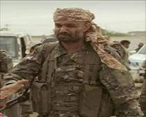 قائد اللواء الأول مكافحة إرهاب بأبين يُهنئ الرئيس الزُبيدي وشعب الجنوب بعيد الأضحى المبارك