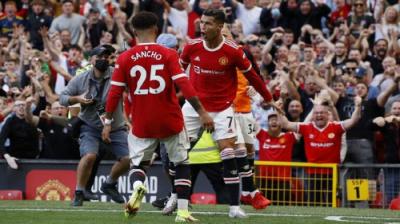 رونالدو يقود مانشستر يونايتد للفوز على نيوكاسل برباعية