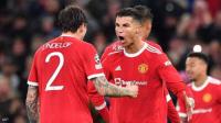 رونالدو يقود مانشستر يونايتد للفوز على فياريال بالوقت الضائع