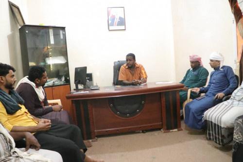 تنفيذية انتقالي الغيضة تعقد اجتماعها الدوري لشهر أكتوبر