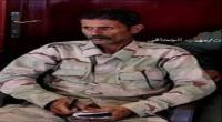 حادث مروري يودي بحياة العقيد مدين علي حسن قائد كتيبة في قوات الصاعقة الجنوبية